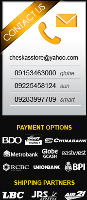 Cheska's Store Contact and Payment and Shipping Method